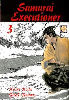 Copertina SAMURAI EXECUTIONER (m14) n.3 - KUBIKIRI ASA, RW GOEN