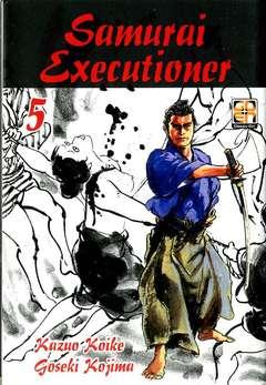 Copertina SAMURAI EXECUTIONER (m14) n.5 - KUBIKIRI ASA, RW GOEN