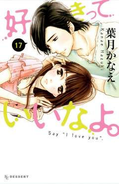 "Copertina SAY I LOVE YOU n.17 - SAI ""I LOVE YOU"", RW GOEN"