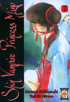Copertina SHIN VAMPIRE PRINCESS MYU n.3 - SHIN VAMPIRE PRINCESS MYU, RW GOEN