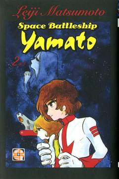 Copertina SPACE BATTLESHIP YAMATO (m3) n.2 - CORAZZATA SPAZIALE YAMATO, RW GOEN