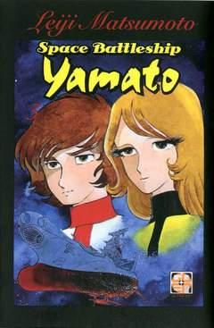 Copertina SPACE BATTLESHIP YAMATO (m3) n.3 - CORAZZATA SPAZIALE YAMATO, RW GOEN