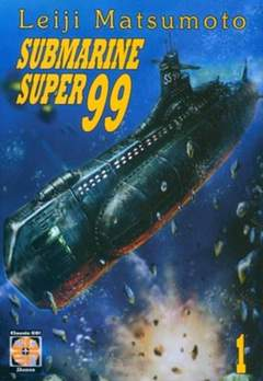 Copertina SUBMARINE SUPER 99 (m2) n.1 - SUBMARINE SUPER 99, RW GOEN