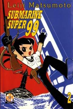Copertina SUBMARINE SUPER 99 (m2) n.2 - SUBMARINE SUPER 99, RW GOEN