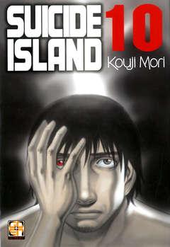 Copertina SUICIDE ISLAND (m17) n.10 - SUICIDE ISLAND, RW GOEN