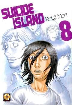Copertina SUICIDE ISLAND (m17) n.8 - SUICIDE ISLAND, RW GOEN