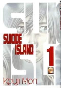 Copertina SUICIDE ISLAND n.1 - SUICIDE ISLAND, RW GOEN