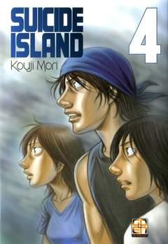 Copertina SUICIDE ISLAND n.4 - SUICIDE ISLAND, RW GOEN