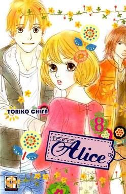 Copertina TOKYO ALICE (m15) n.8 - TOKYO ALICE, RW GOEN