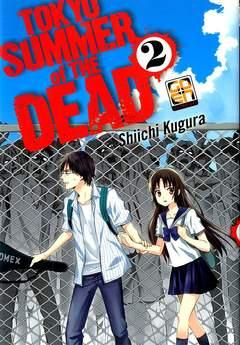 Copertina TOKYO SUMMER OF THE DEAD (m4) n.2 - TOKYO SUMMER OF THE DEAD, RW GOEN