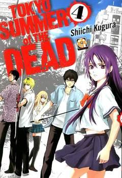 Copertina TOKYO SUMMER OF THE DEAD (m4) n.4 - TOKYO SUMMER OF THE DEAD, RW GOEN