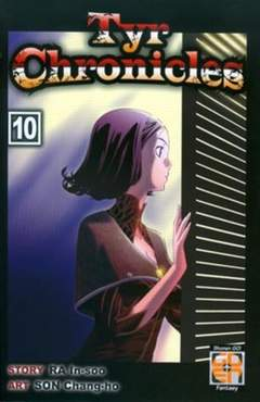 Copertina TYR CHRONICLES (m11) n.10 - TYR CHRONICLES, RW GOEN