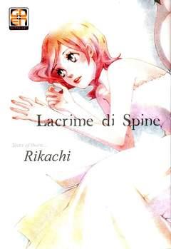 Copertina LACRIME DI SPINE n. - LACRIME DI SPINE, RW GOEN