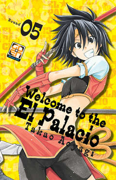 Copertina WELCOME TO THE EL PALACIO (m7) n.5 - WELCOME TO THE EL PALACIO, RW GOEN