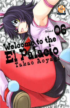 Copertina WELCOME TO THE EL PALACIO (m7) n.6 - WELCOME TO THE EL PALACIO, RW GOEN