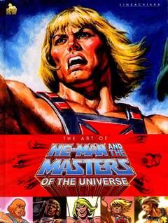 Copertina ART OF HE-MAN AND THE MASTERS n. - THE ART OF HE-MAN AND THE MASTERS OF THE UNIVERSE, RW LINEA CHIARA
