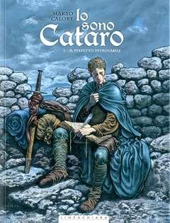 Copertina IO SONO CATARO n.1 - IO SONO CATARO, RW LINEA CHIARA