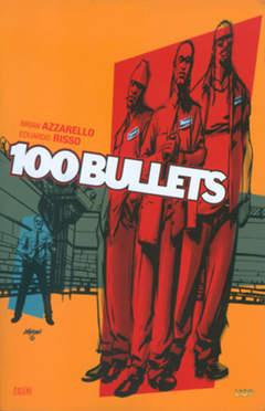 Copertina 100 BULLETS n.11 - 100 BULLETS, RW LION