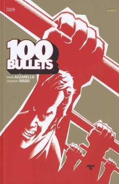 Copertina 100 BULLETS n.12 - 100 BULLETS, RW LION
