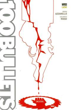 Copertina 100 BULLETS n.17 - 100 BULLETS, RW LION