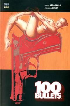 Copertina 100 BULLETS n.19 - 100 BULLETS, RW LION