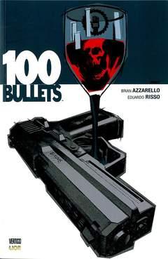 Copertina 100 BULLETS n.24 - 100 BULLETS, RW LION