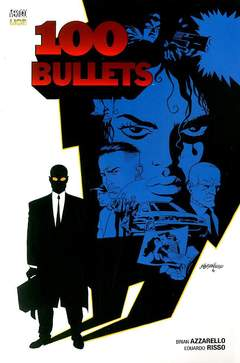 Copertina 100 BULLETS ristampa n.1 - 100 BULLETS, RW LION