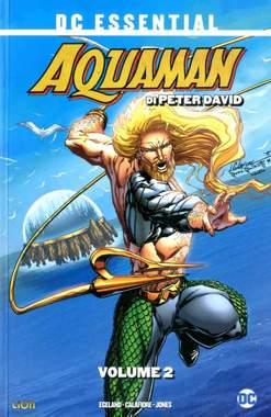 Copertina AQUAMAN DI PETER DAVID n.2 - AQUAMAN DI PETER DAVID, RW LION
