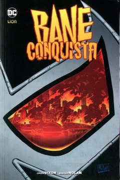 Copertina BANE CONQUISTA n.1 - BANE: CONQUISTA, RW LION