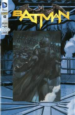 Copertina BATMAN #100 Olografica Pack n.3 - BATMAN #100 Cover Olografica, RW LION