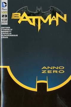 Copertina BATMAN 2012 n.23 - BATMAN, RW LION