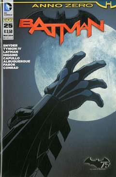 Copertina BATMAN 2012 n.25 - BATMAN, RW LION