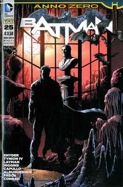Copertina BATMAN 2012 #25 VARIANT n. - BATMAN 2012 #25 VARIANT, RW LION