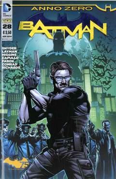 Copertina BATMAN 2012 n.28 - BATMAN, RW LION