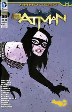 Copertina BATMAN 2012 #30 Variant n. - BATMAN 75 ANNI Variant, RW LION