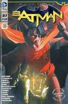 Copertina BATMAN 2012 #37 Variant n.2 - BATMAN - Edizione JUMBO, RW LION