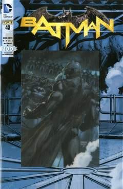 Copertina BATMAN 2012 #43 Variant n.3 - Variant OLOGRAFICA, RW LION
