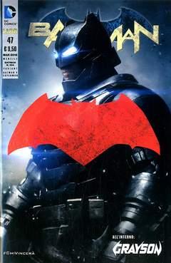 Copertina BATMAN 2012 #47 Variant n.3 - Variant FOTOGRAFICA, RW LION