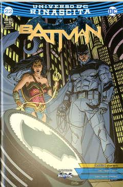 Copertina BATMAN #22 (S.J.V.C.) n. - Special Justice Variant Cover, RW LION
