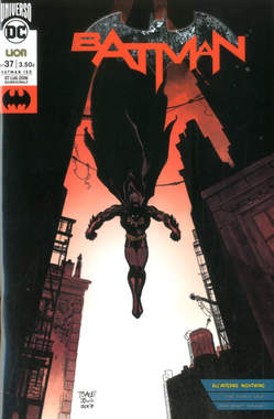Copertina BATMAN #37 Variant Cover n.1 - Variant Cover di TIM SALE, RW LION
