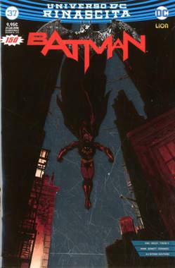 Copertina BATMAN #37 Variant Cover n.2 - Variant Metallizzata, RW LION
