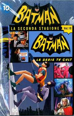 Copertina BATMAN '66 (DVD + Fumetto) n.10 - BATMAN '66, RW LION