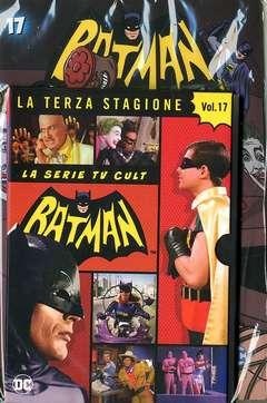 Copertina BATMAN '66 (DVD + Fumetto) n.17 - BATMAN '66, RW LION
