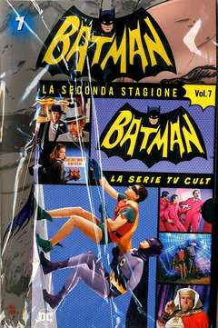 Copertina BATMAN '66 (DVD + Fumetto) n.7 - BATMAN '66, RW LION