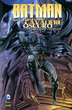 Copertina BATMAN ALLA SCOPERTA DEL... n.1 - BATMAN: ALLA SCOPERTA DEL CAVALIERE OSCURO, RW LION
