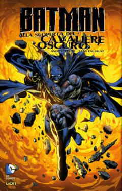 Copertina BATMAN ALLA SCOPERTA DEL... n.2 - BATMAN: ALLA SCOPERTA DEL CAVALIERE OSCURO, RW LION