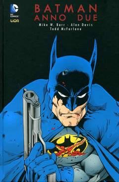 Copertina BATMAN ANNO DUE n. - BATMAN: ANNO DUE, RW LION