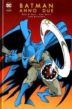 Copertina BATMAN ANNO DUE DC DELUXE n. - BATMAN ANNO DUE, RW LION