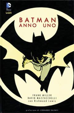 Copertina BATMAN ANNO UNO n. - BATMAN ANNO UNO, RW LION