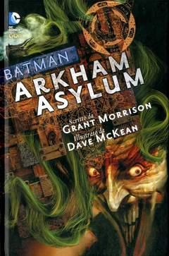 Copertina BATMAN ARKHAM ASYLUM Nuova Ed. n. - ARKHAM ASYLUM, RW LION